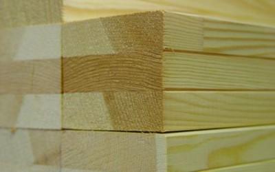 Las importaciones de madera siguen aumentando