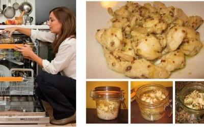 Cocinar en el lavavajillas: recetas fáciles y caseras