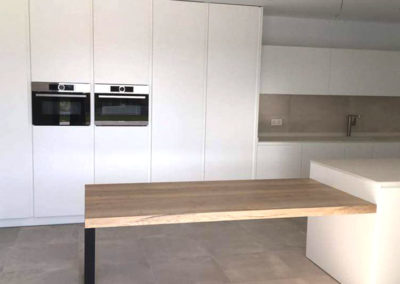 Modelo cocina Fenix Blanco